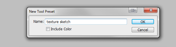 photoshop how to organize favorite brushes tool presets name