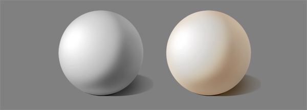 how to shade white subsurface scattering