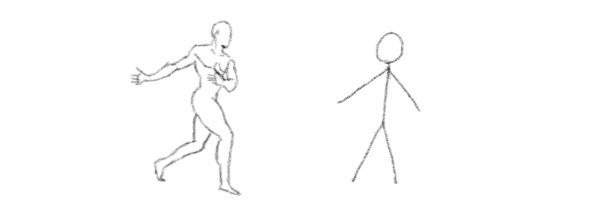 lines symbolic realistic