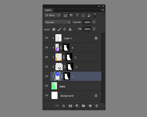 photoshop copy layer mask