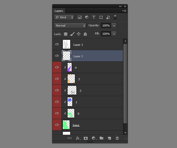 photoshop filter layers how it work