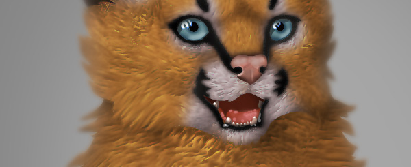 photoshop digital painting no tablet how to create fur copy paste