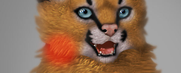 photoshop digital painting no tablet how to create fur select quick mask