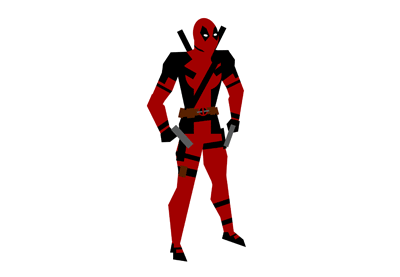 Draw deadpool prev