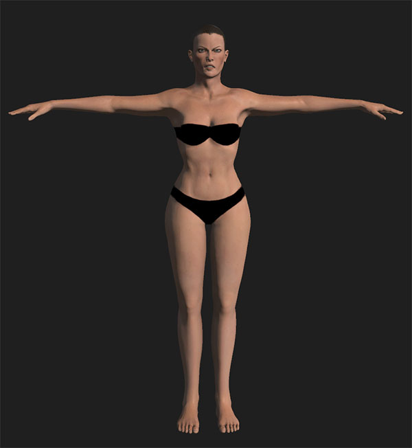 unity how to create body sliders