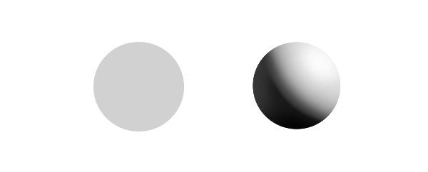 optical illusions how do we see spheres