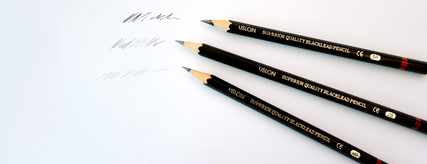 how to use soft pencils