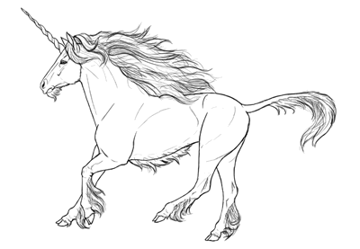 How to draw unicorn prev