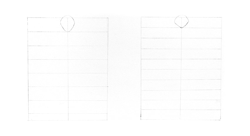 scale drawing pattern