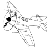 How to Draw Transport Drawing a Historic Plane From Scratch