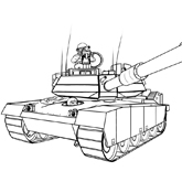 How to Draw Transport How to Draw a Military Tank