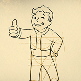 How to Draw Vault Boy From the Fallout Series Step by Step
