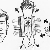 How to Draw Caricatures Head Shapes