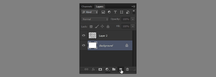 how to add a new layer in photoshop
