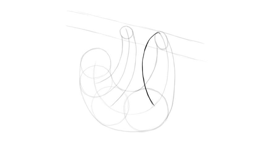 sloth other leg curve