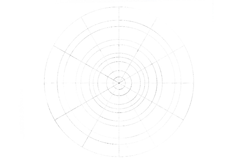 mandala sections plan