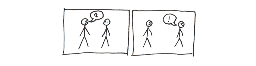 Art Therapy: How to Draw a Stick-Figure Comic