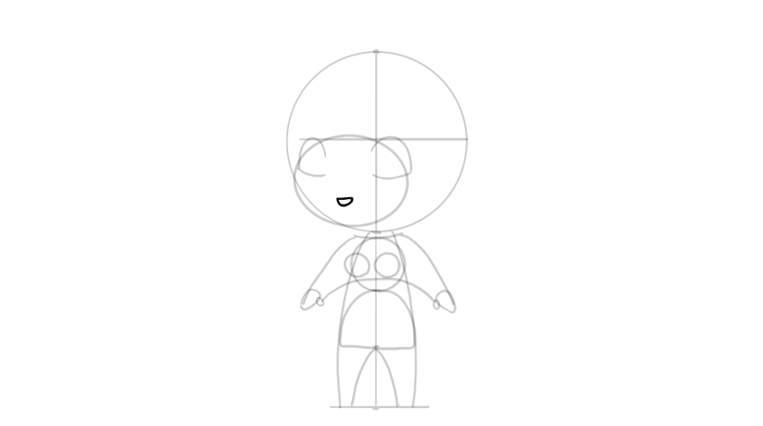 drawing chibi mouth