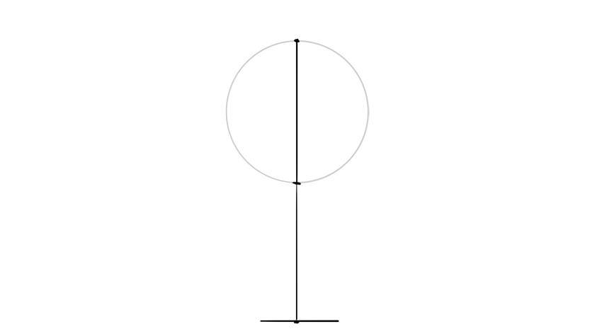 drawing chibi body length