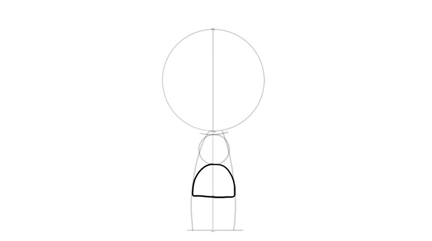 drawing chibi hips