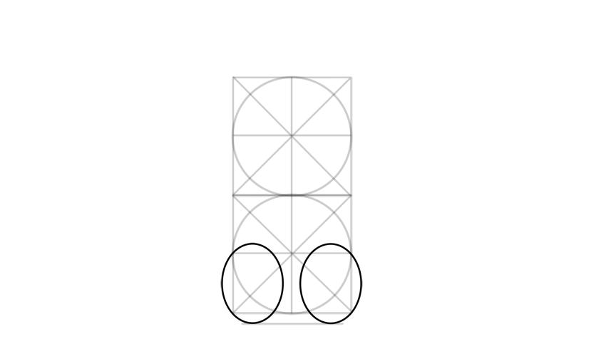 draw pikachu thighs