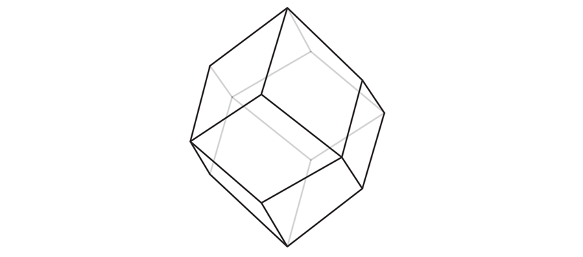 how to draw a dodecahedron with a compass