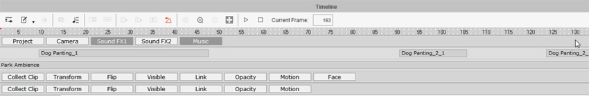 how to move split tracks in cta3