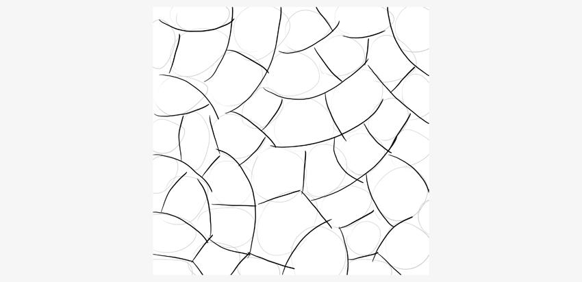 How to Draw a Giraffe and a Giraffe Pattern