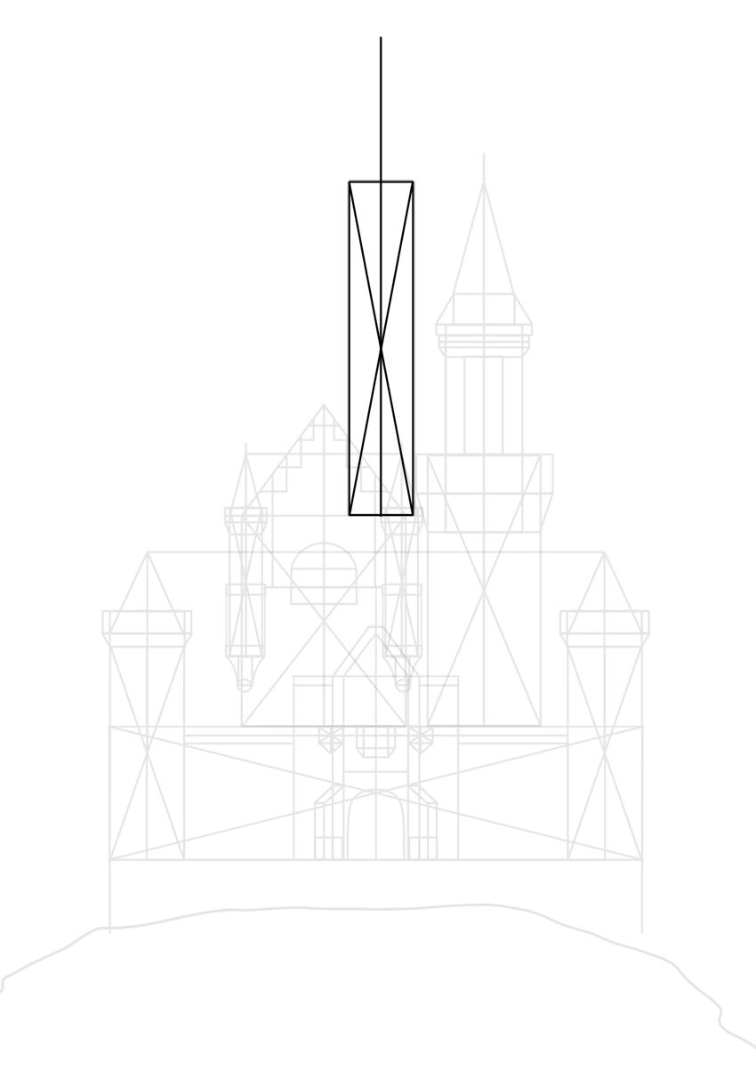 watchtower sketch