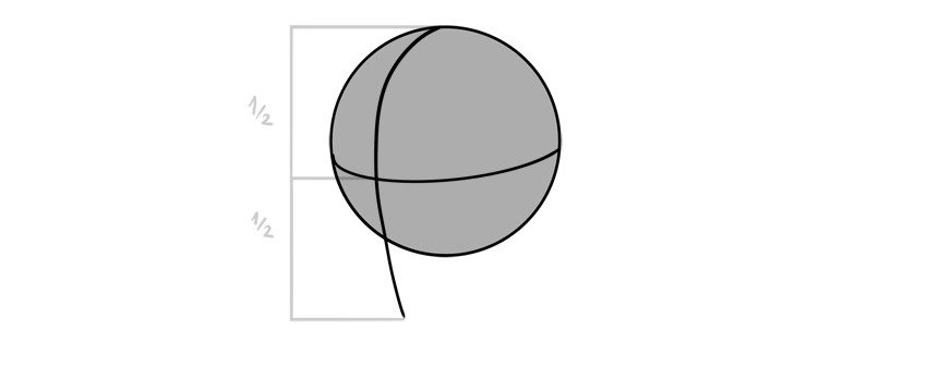 manga basic head proportions