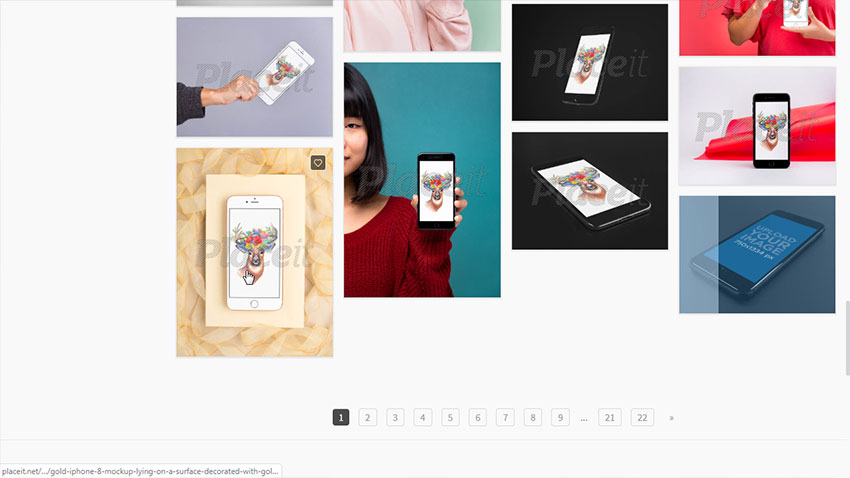 iphone templates online