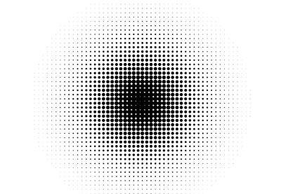 Make halftone pattern preview