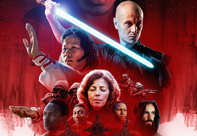Create star wars poster preview