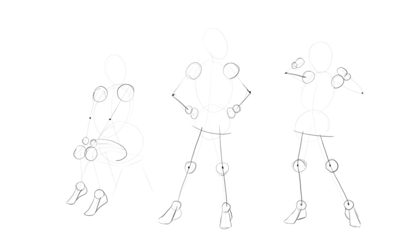 Cartoon Fundamentals How To Draw The Female Form