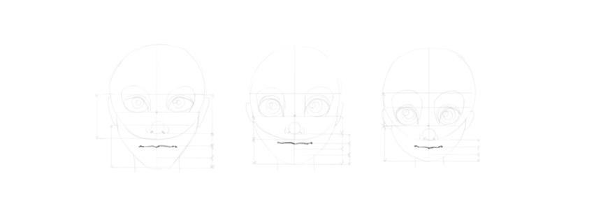 draw cartoon mouth