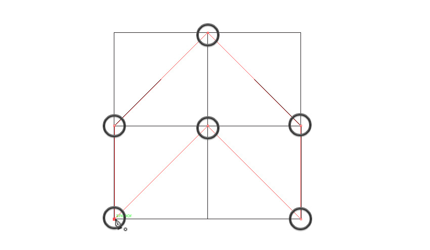 draw chevron shape