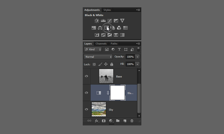 convert image to black and white