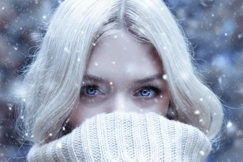 Hiệu ứng tuyết Action Photoshop