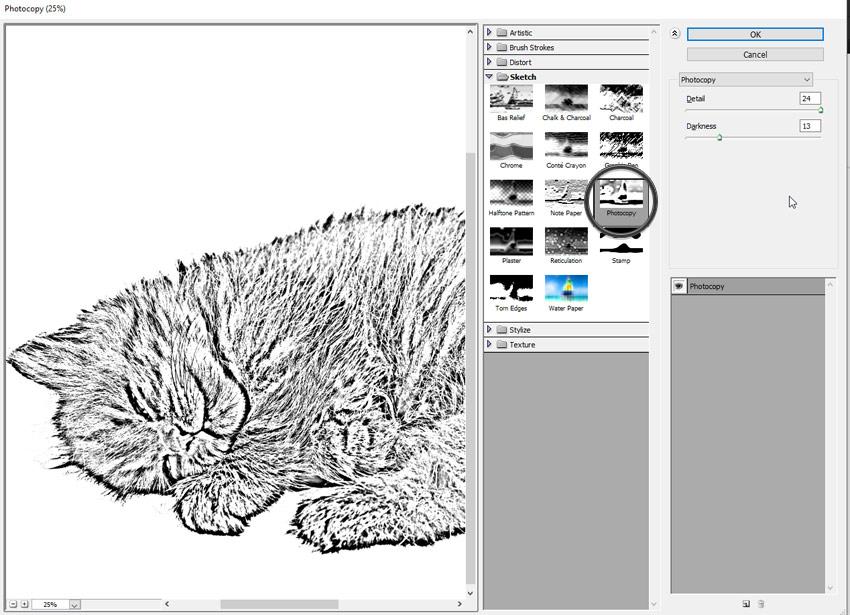 create fur texture