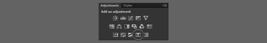 add selective color adjustment