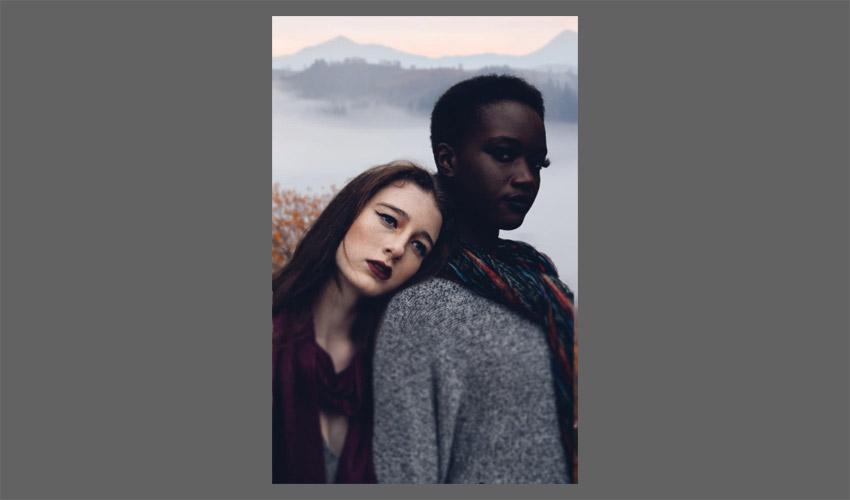 blur the couple