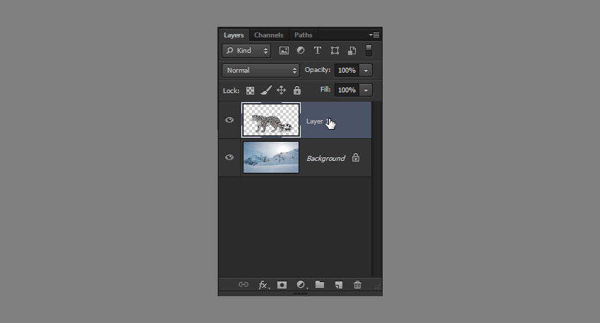 photoshop layer mask select