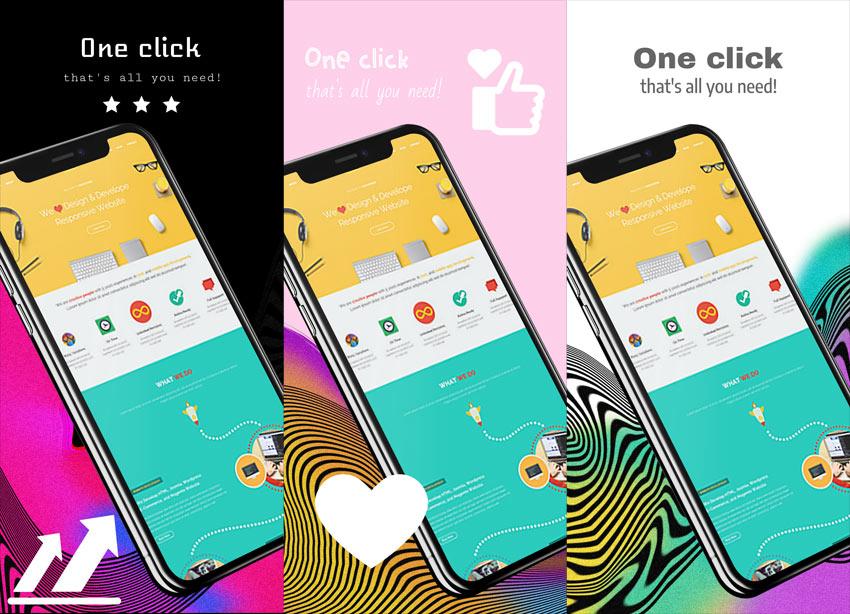IPhone App Store Screenshot Maker