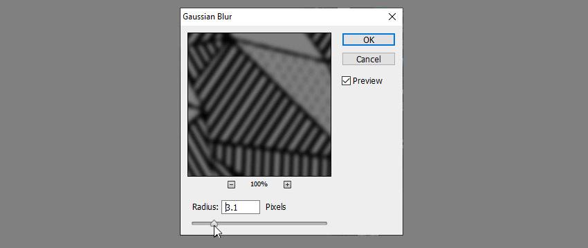 add gaussian blur