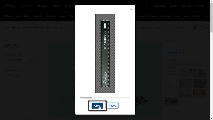 add spine design