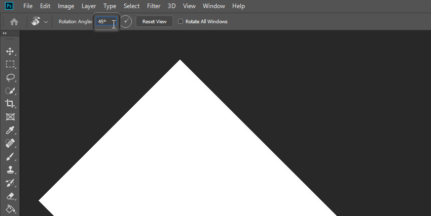 How to Draw a Line in Photoshop
