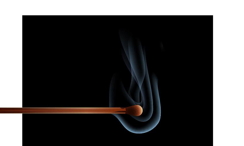 create complex smoke effect