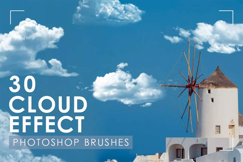 cloud brush set