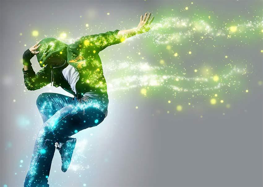 Image of sparkle brush photoshop promo 1