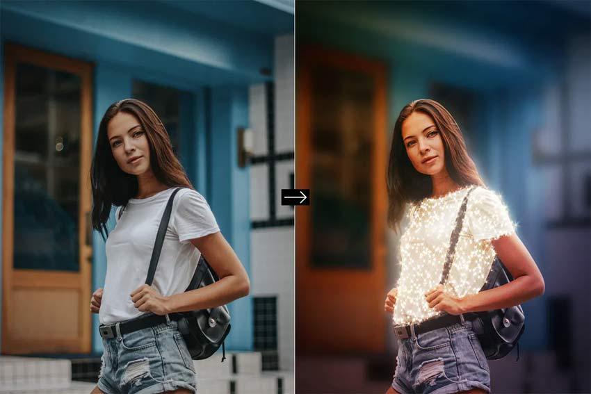 Image of sparkle brush photoshop promo 4